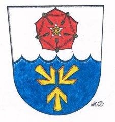 Znak obce Vidov