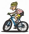 Obrázek cyklisty